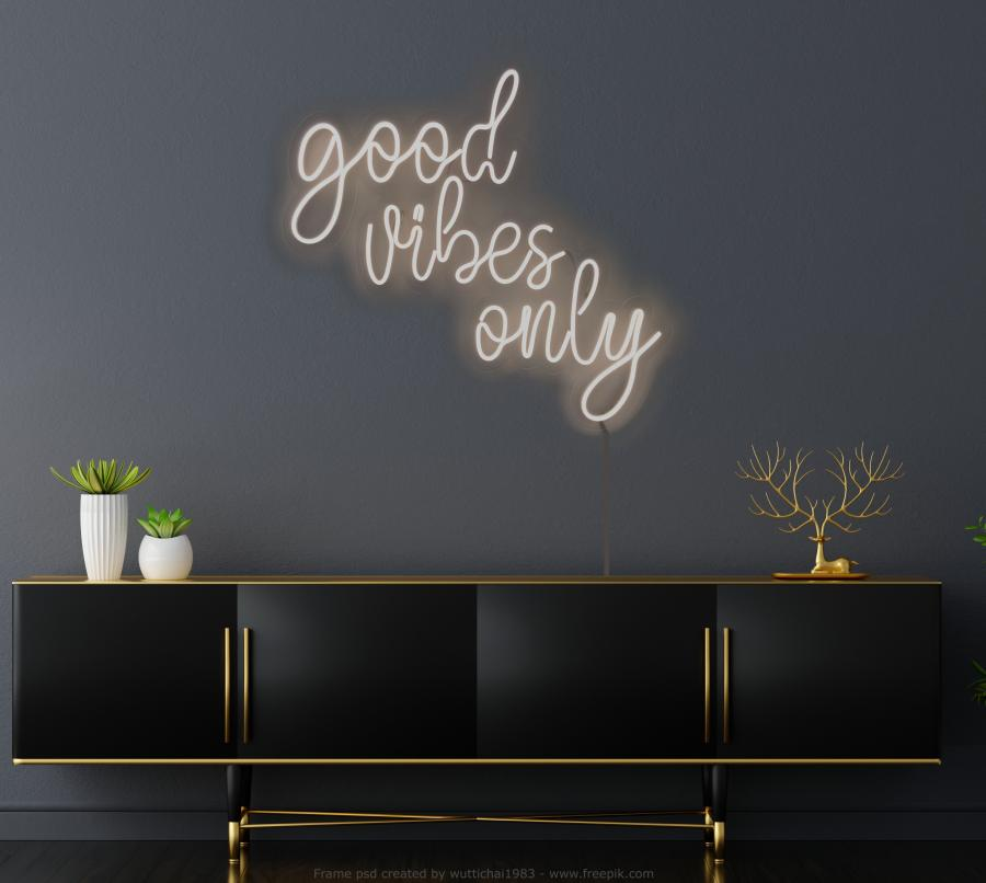 Neon - Good Vibes Only